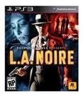 ROCKSTAR Sony PlayStation 3 L.A. NOIRE